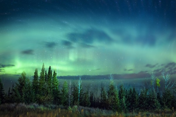 Northern Lights by © Brandon Elijah Scott / www.eyeandpen.com