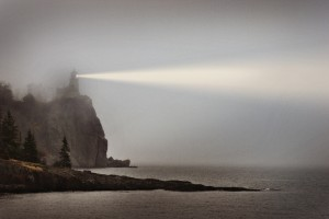 Split Rock Lighthouse by © Brandon Elijah Scott / www.eyeandpen.com