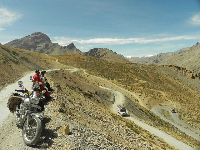gata Loops, Leh Manali Highway, ladakh by Road