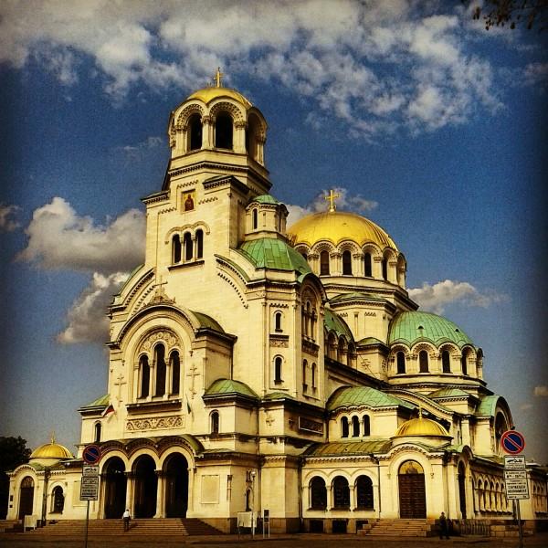 St. Alexander Nevsky Cathedral, Sofia (Bulgaria)