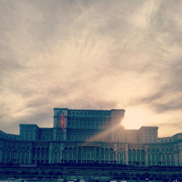 Palatul Parliamentului of Nicolae Ceauşescu, Bucharest