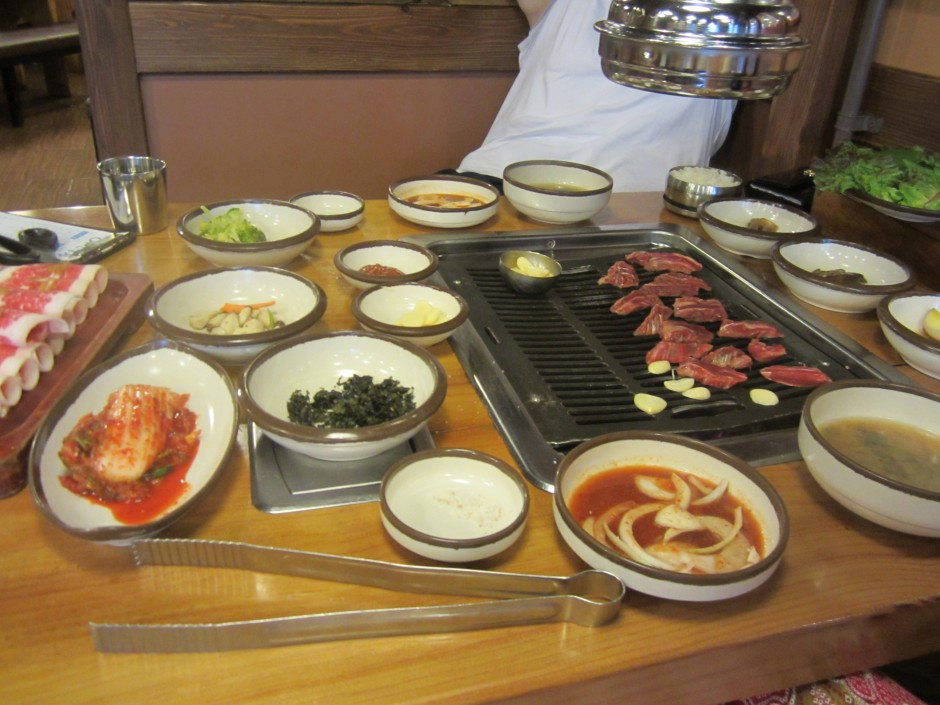 Korean BBQ