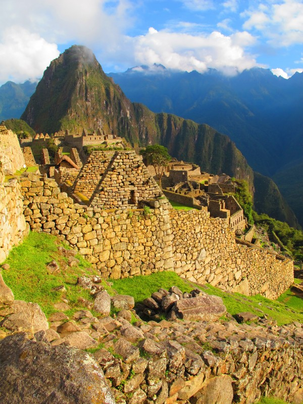 Glow of Machu Picchu