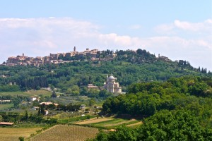 Rambling through Tuscany...Blind