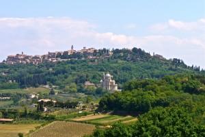 Rambling through Tuscany...Blind