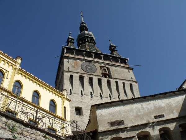 Sighisoara -Clock Tower