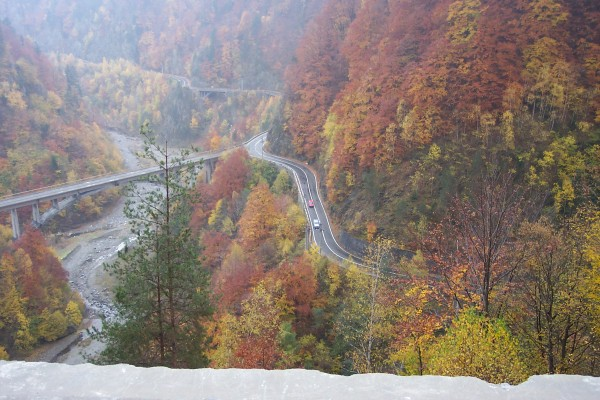 Autumn colors- Transfagarasan
