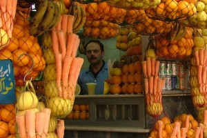 Syria Fruit Shop