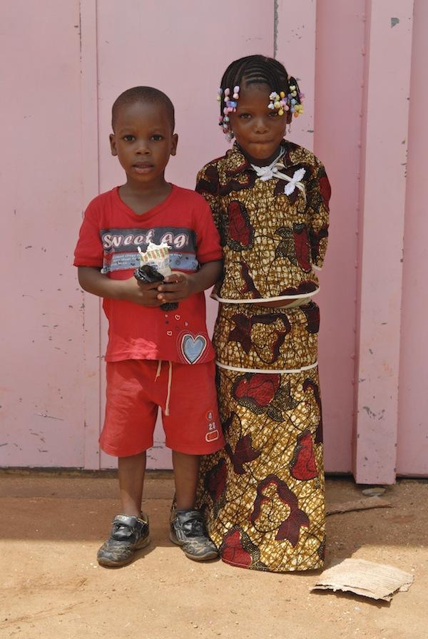 Benin w