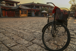 Bike in Lijiang