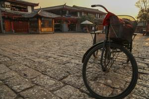 Bike in Lijiang