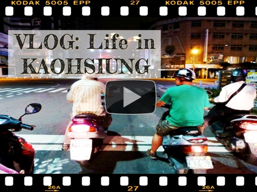 Living as an Expat in Kaohsiung, Taiwan