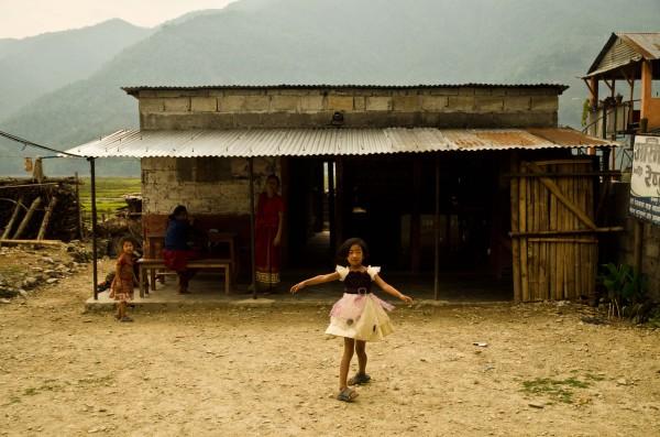 Kotechina, NEPAL 2013