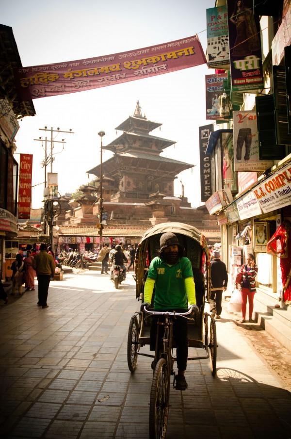 Kathmandu, NEPAL 2013