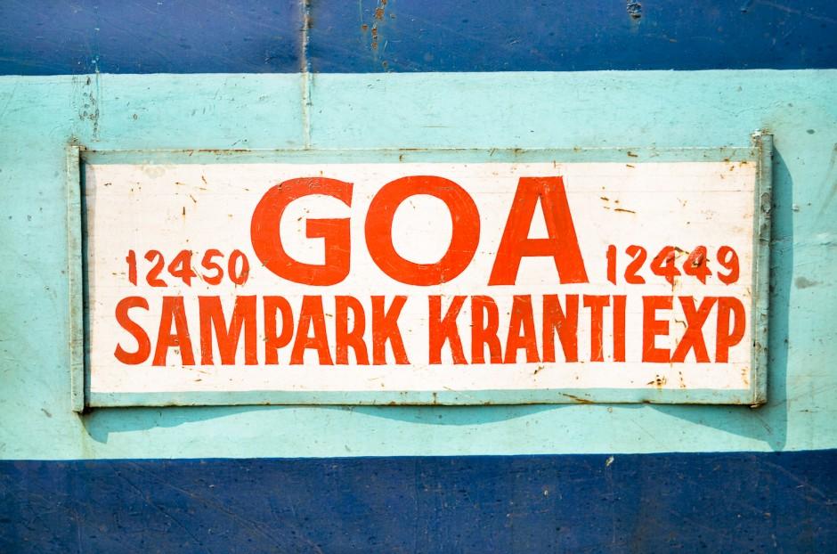 Kota-Goa, India 2012