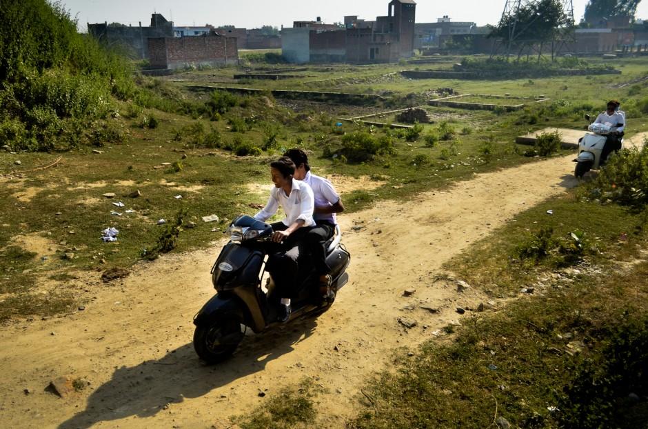 Haridwar-Varanasi, India. 2012