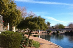 Lago Estancia in Gilbert, AZ