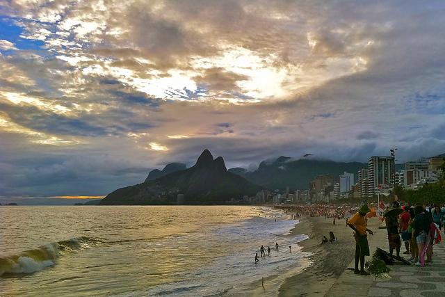 Brazil-Ipanema