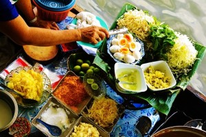 Thailand-traditional- food-Bangkok
