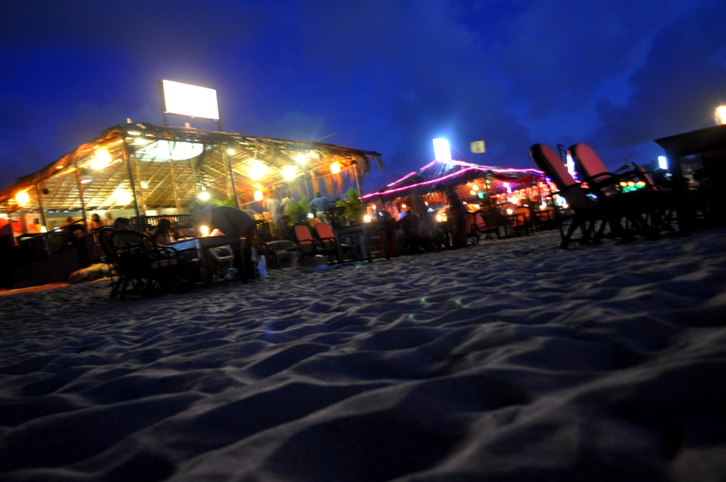 Beach Shack in Goa