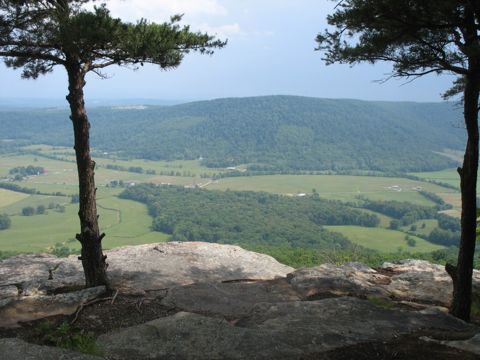 View from Brady Mountain