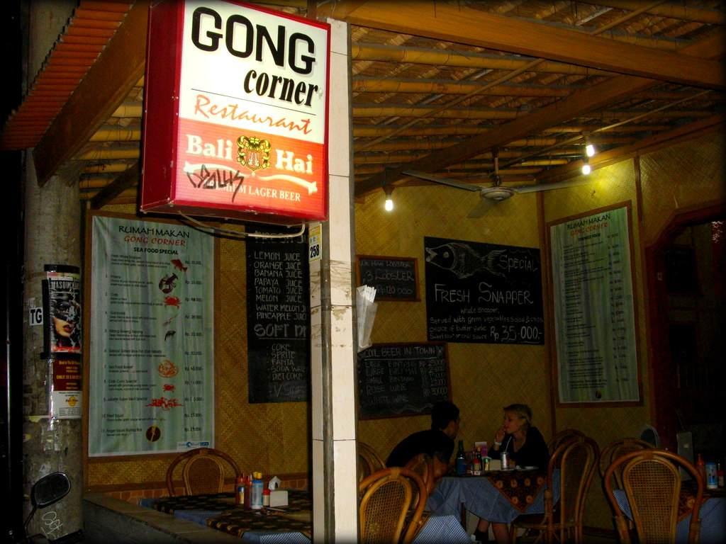 Gong-Corner