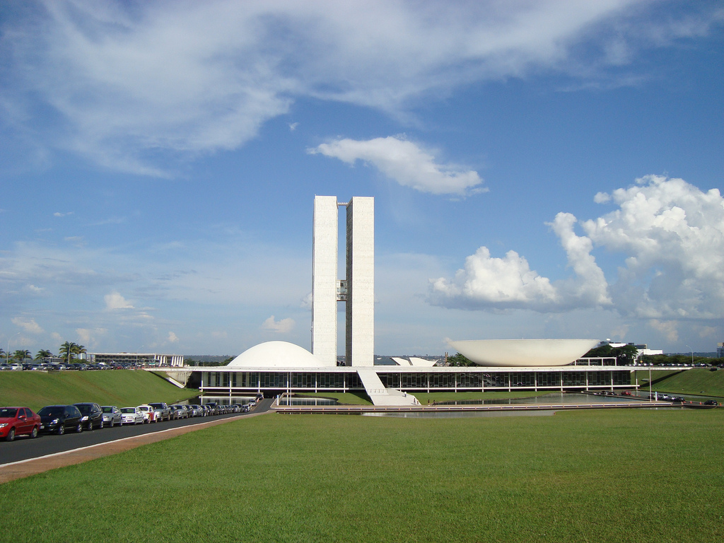 Brasília: Brazilian greed's capital