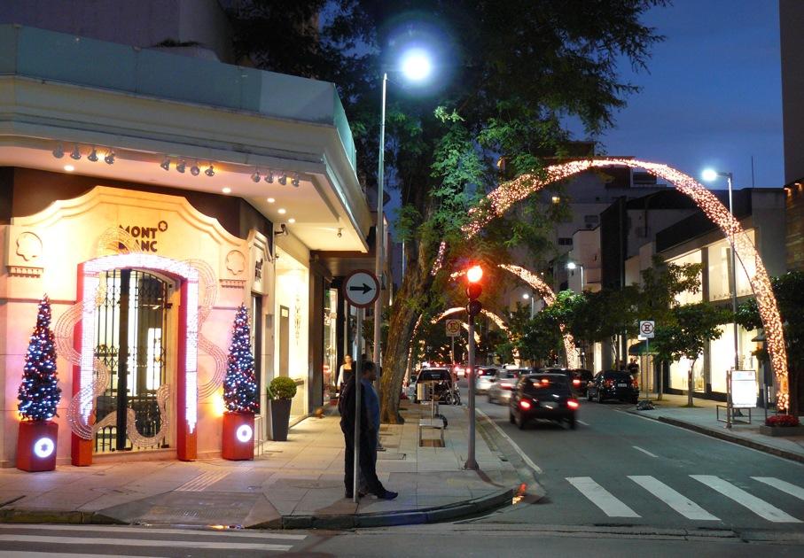 Oscar Freire Street: Luxury hotspot in São Paulo