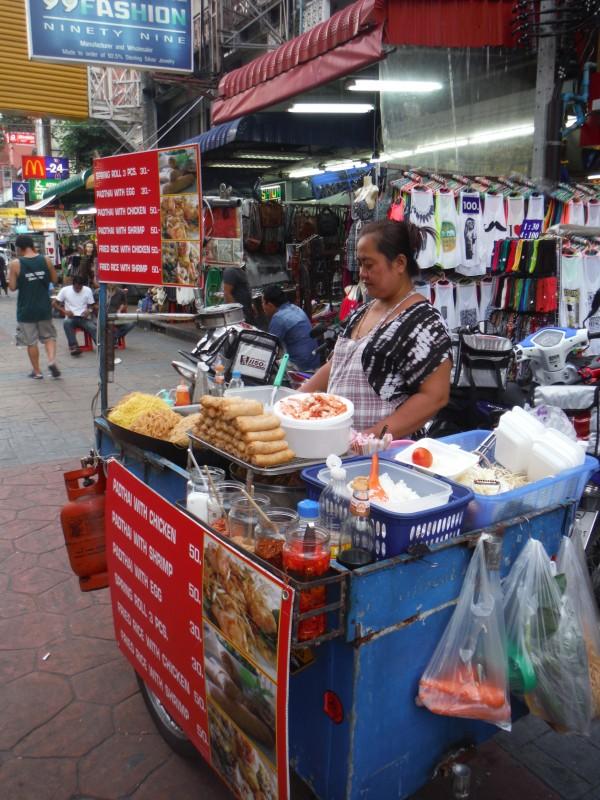Pad Thai Cart