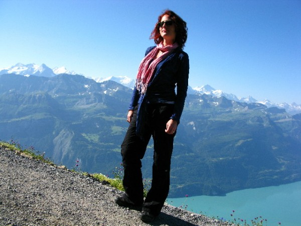 House-sitting in the mountains of Switzerland...this is the life!