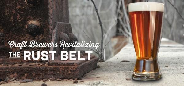 Rust Belt Breweries - JOE BAUR