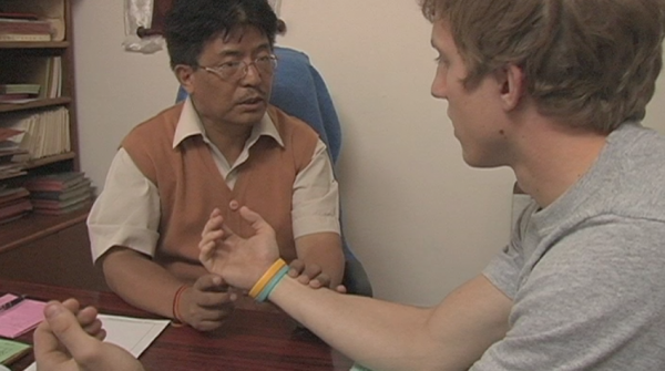 Checkup With A Tibetan Doctor - JOE BAUR