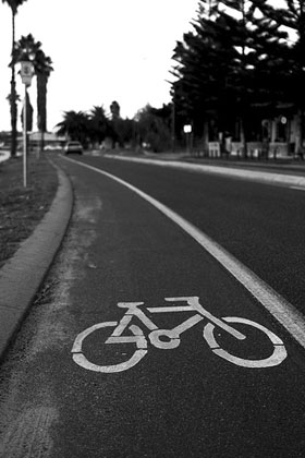 bike lane
