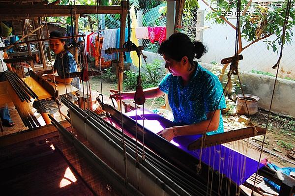Silk Village, Cambodia