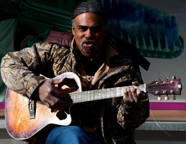Veryn Parks, Street Musician