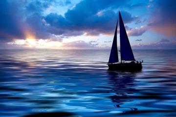 """""""sailboat"""
