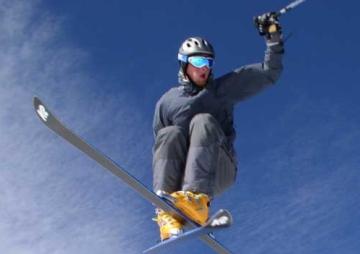 """""""skier"""