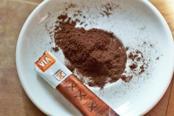 instant coffee photo