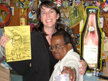 Jet's Bar, Belize