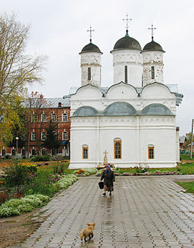 Russian Orthodox Church in Suzdal