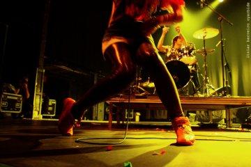 Live music at Sala Razzmatazz, Barcelona