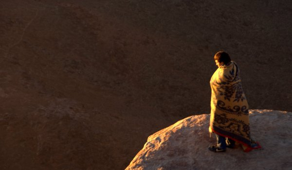 Sunrise on Mt. Sinai