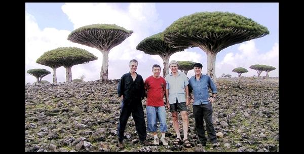 Socotra explorers