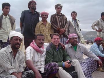 Charles Veley on Socotra