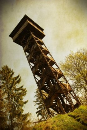 German watchtower