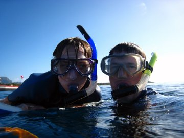 Snorkeling in Hawaii