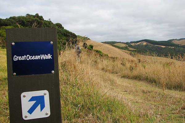 Great Ocean Walk sign