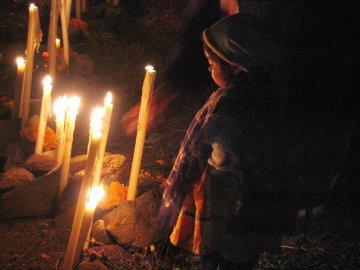 Noche de los Muertos, Isla de Pacanda