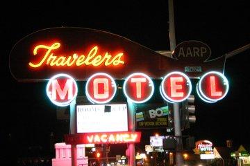 Motel in Elko, Nevada