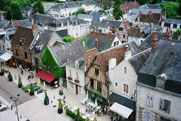Amboise, Loire Valley, France